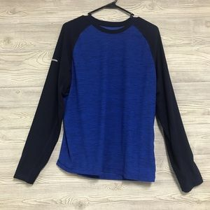 Men's | Old Navy | Blue Exercise Shirt M